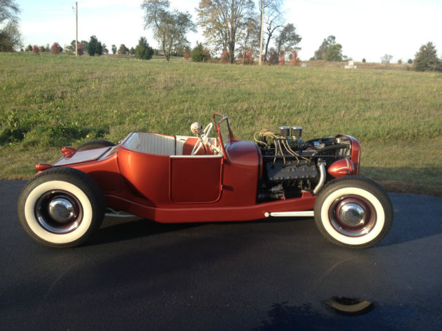 1927 Ford Model T CUSTOM CADILLAC FLATHEAD ROADSTER