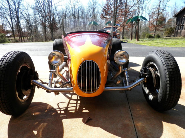 1927 Ford FORD TRACK T ROADSTER HOT ROD