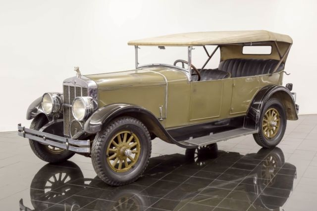 1927 Other Makes Franklin 11B 5 Passenger Touring