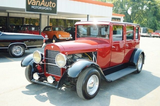 1927 Other Makes HUDSON 350 ENGINE WITH WEIAND SUPERCHARGER STREET ROD