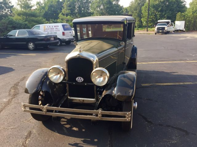 1927 Other Makes Little 8 Coach