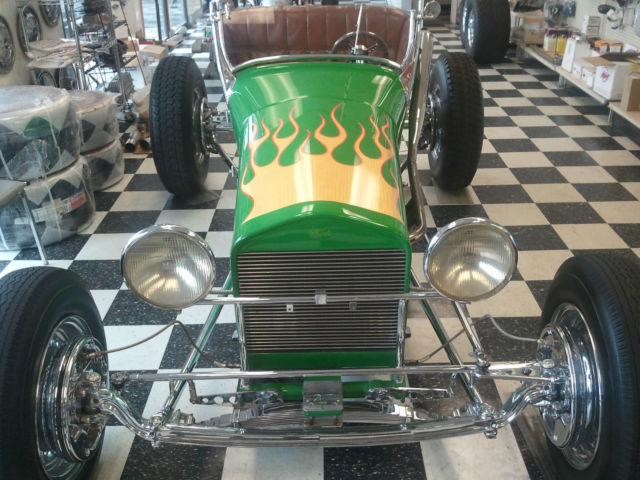 "1927 Ford Model T TRACK ""T-RACER"" (MODIFIED)"