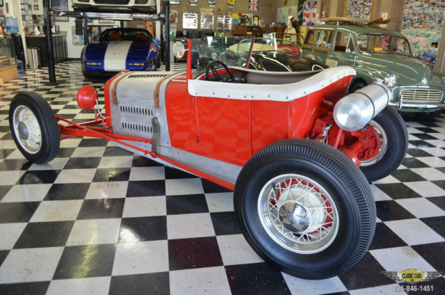1927 Ford Model T MODIFIED RACER