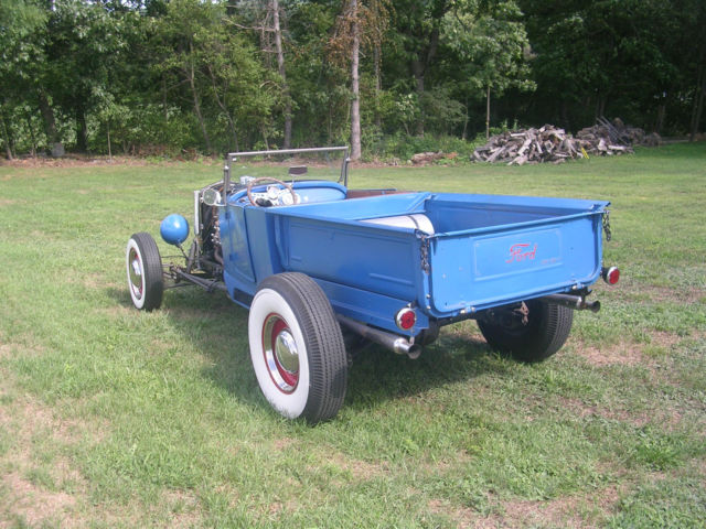 1927 model t roadster pickup traditional hot rod for sale photos technical specifications. Black Bedroom Furniture Sets. Home Design Ideas