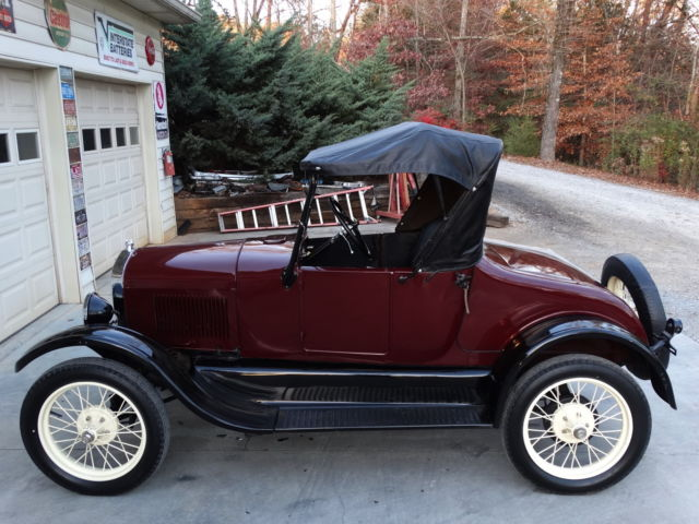 1927 Ford Model T ROADSTER