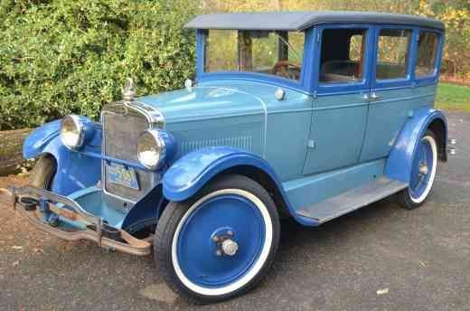 1927 Nash Light Six