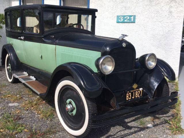 1927 studebaker for sale: photos, technical specifications, description