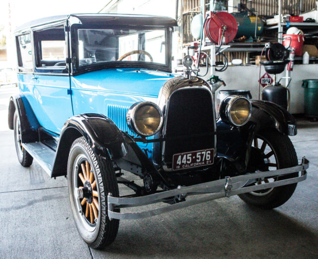 1927 Willys WHIPPET