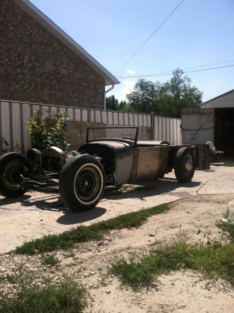1929 Ford Model A Base