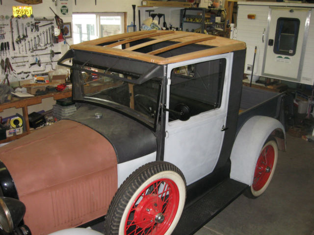 1928 1929 model a ford pickup truck rat rod street rod for sale photos technical. Black Bedroom Furniture Sets. Home Design Ideas