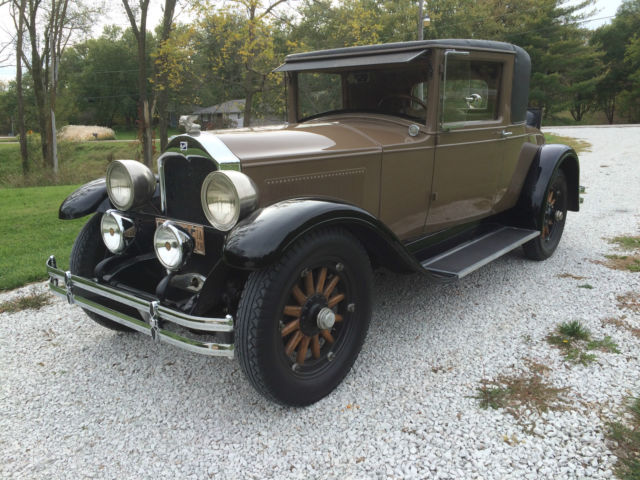 1928 buick country club coupe for sale: photos, technical