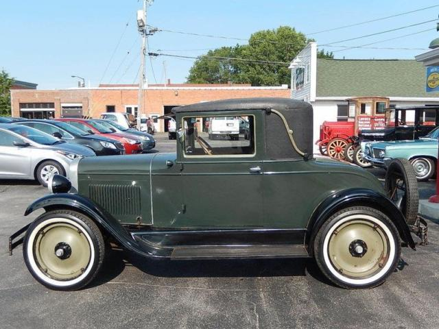 1928 Chevrolet National Series AB 3-Window Coupe