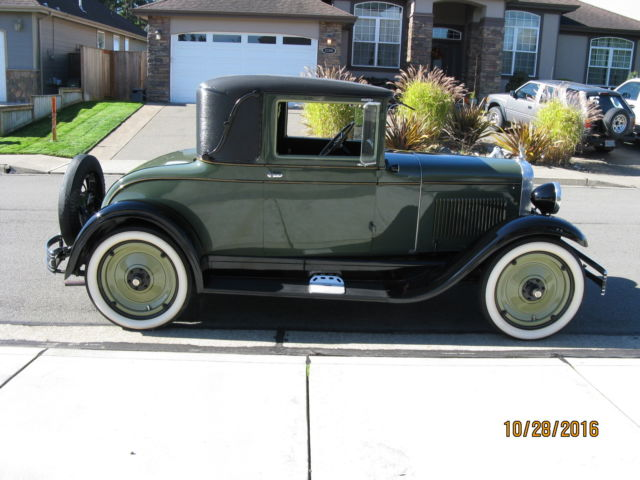 1928 Chevrolet Other Landau Coupe 2-Door