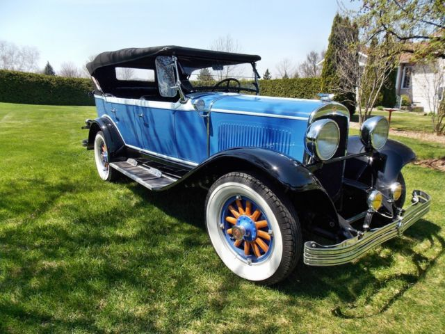 1928 Chrysler Other Model 65 convertible