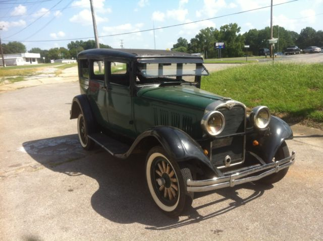 1928 dodge brothers victory sedan very solid car for sale photos technical specifications. Black Bedroom Furniture Sets. Home Design Ideas