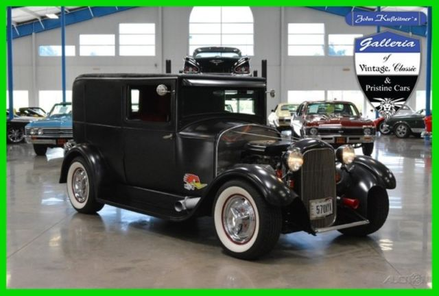 1928 Other Makes Super Six Sedan Delivery
