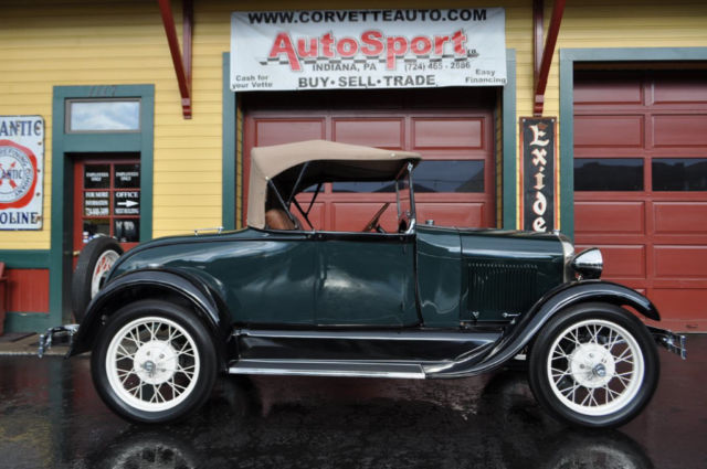 1928 Ford Model A --