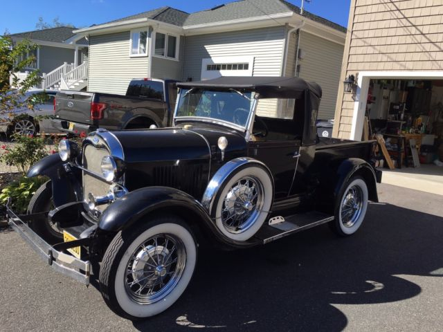1928 ford model a convertible pick up truck for sale photos technical specifications description. Black Bedroom Furniture Sets. Home Design Ideas
