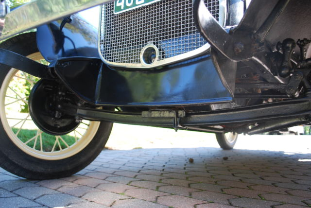 1928 Ford Model A Deluxe Rumble Seat Roadster For Sale Photos Technical Specifications