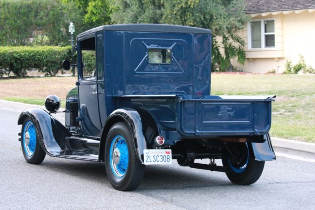 1928 ford model a pickup hot rod for sale photos technical specifications description. Black Bedroom Furniture Sets. Home Design Ideas
