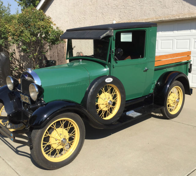 1928 Ford Model A Pickup Truck For Sale Photos Technical