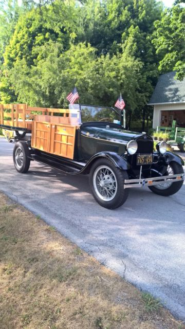 1928 Ford Model A AA