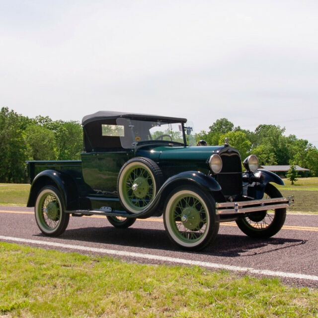 1928 Ford Model AR Open-Cab Pickup