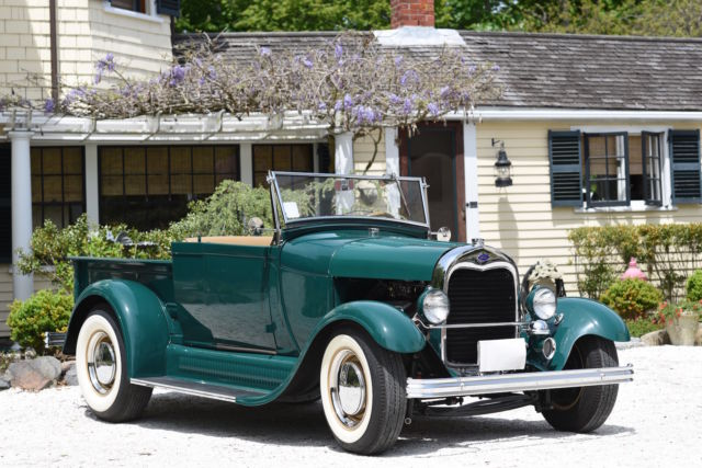 1928 ford roadster pickup hot rod for sale photos technical specifications description. Black Bedroom Furniture Sets. Home Design Ideas