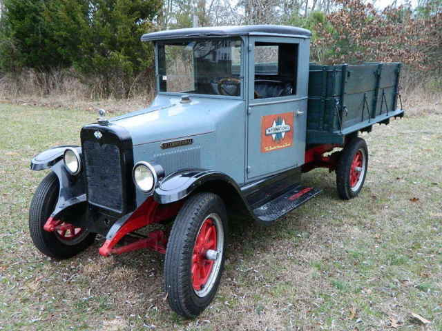 1928 International Harvester Other 6 Speed Special 1 Ton Grain Bed