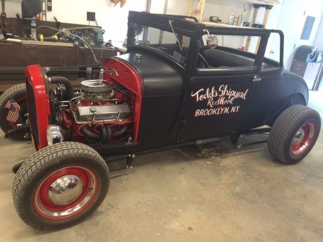 1928 Ford Model A Old School Hot Rod