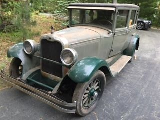 1928 Other Makes OAKLAND ALL AMERICAN 6
