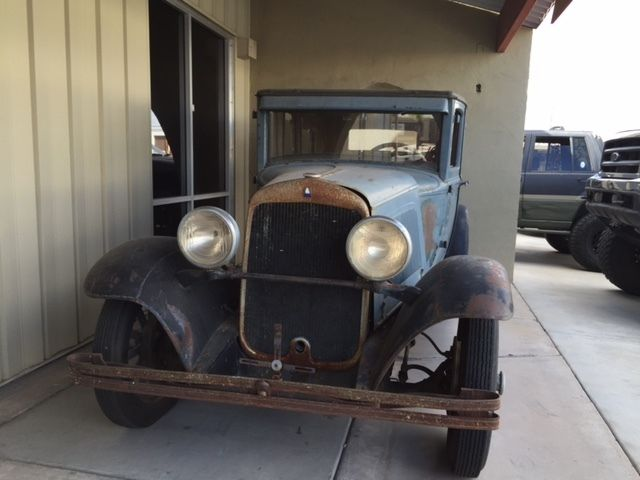 1928 Plymouth Other  4 Door