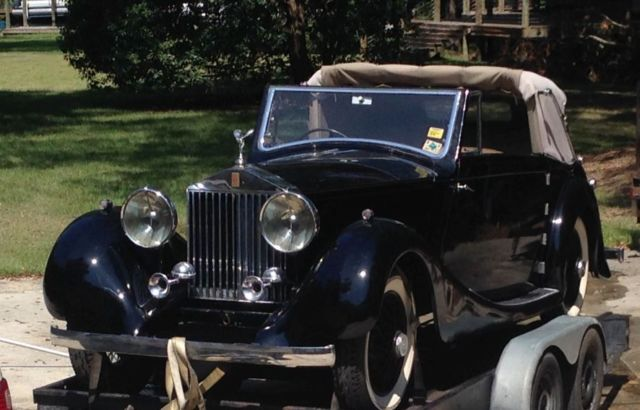 1928 Rolls-Royce Other