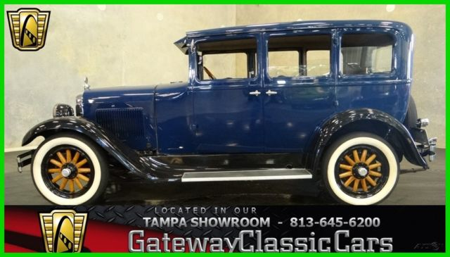 1928 Dodge Fast Four Series 128