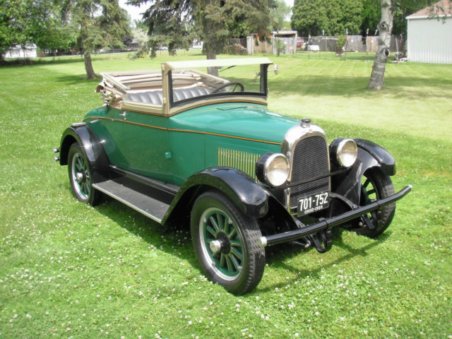 1928 Other Makes Whippet Cabriolet convertible coupe