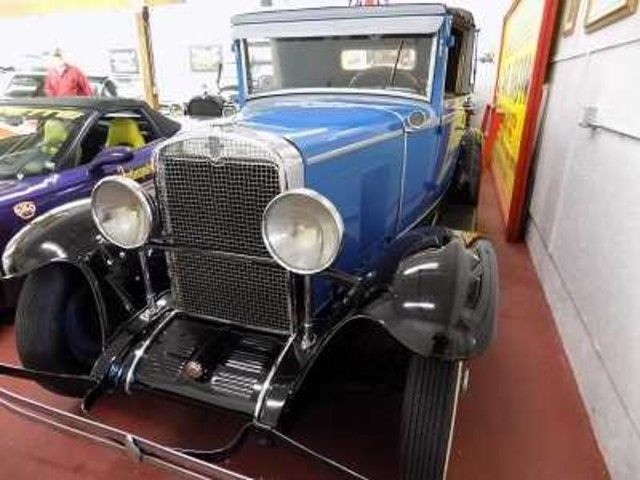 1929 Chevrolet Cabriolet Coupe Conv