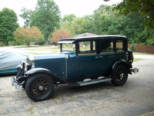 1929 buick 4 door sedan for sale photos technical