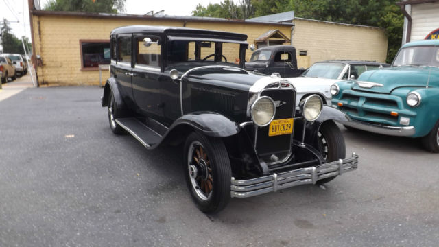 1929 Buick Other series 129