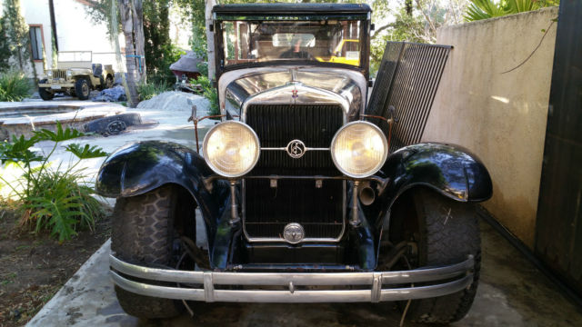 1929 Cadillac Other
