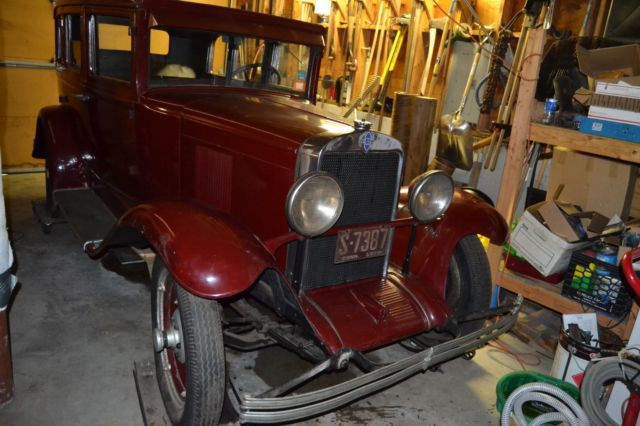 1929 Chevrolet Other AC