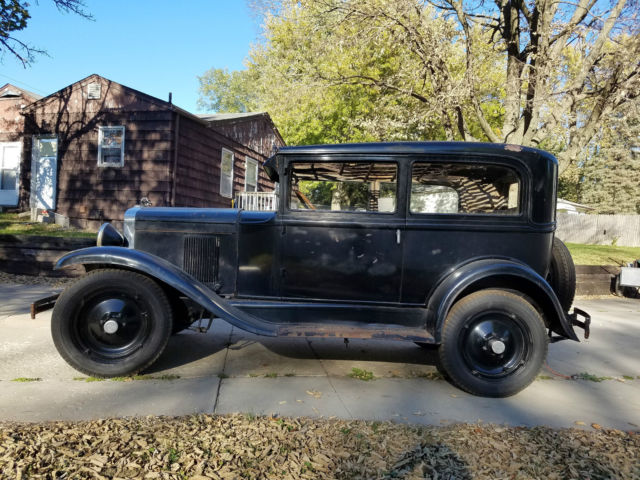 1929 chevy 2 door sedan original and rust free for sale