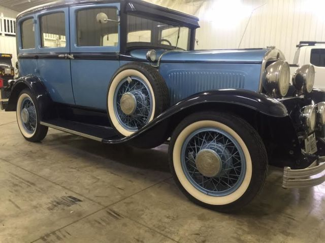 1929 Chrysler Other