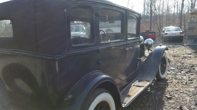 1929 chrysler model 75 sedan for sale photos technical for 1929 dodge 4 door