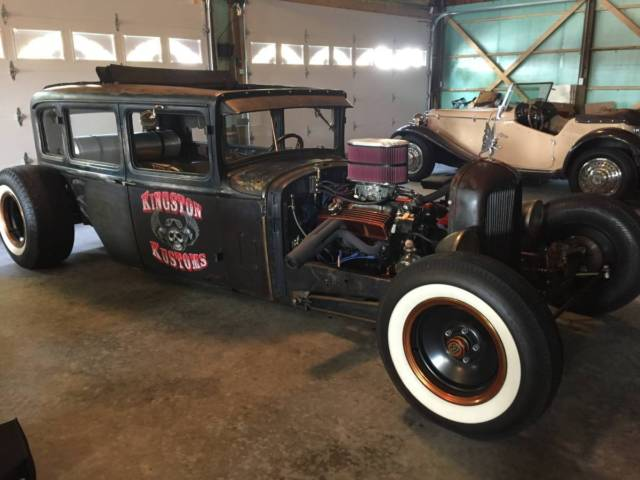 1929 Dodge DA Hot Rod Street