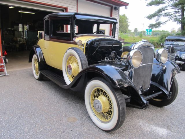 1929 Dodge DA DELUXE COUPE