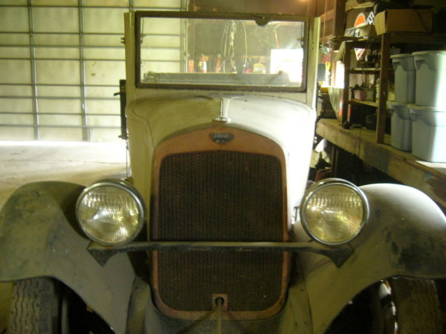 1929 Dodge Other