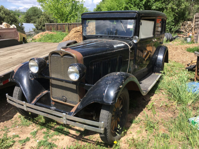 1929 Dodge Victory Six 4 Door Sedan For Sale Photos