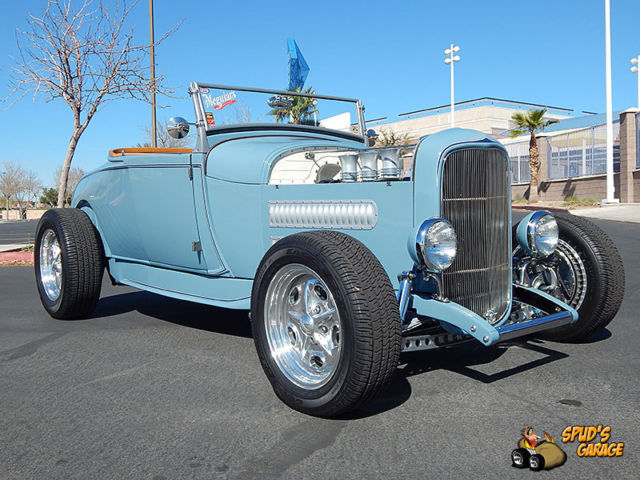 1929 Ford Model A Roadster w/Removable Soft Top