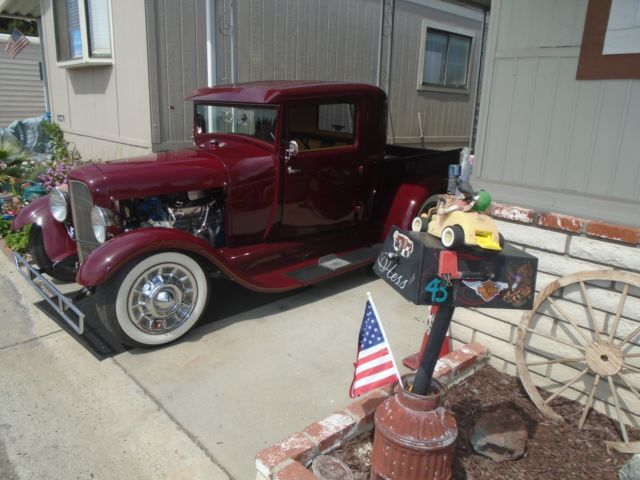 1929 Ford Model A P/UP