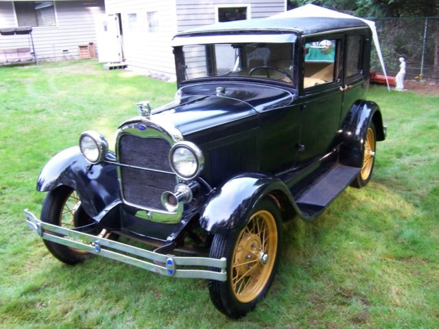 1929 Ford Model A standard